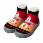 Feebees夢幻島GroomBear新郎熊熊寶寶機能襪鞋(12.5~16.5公分)