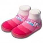 Feebees糖果款BerryCandy草莓糖寶寶機能襪鞋(12.5~16.5公分)