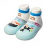 Feebees夢幻島Pinocchio小木偶寶寶機能襪鞋(12.5~16.5公分)