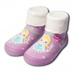 Feebees夢幻島GrapePrcs葡萄公主寶寶機能襪鞋(12.5~16.5公分)