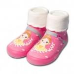 Feebees夢幻島BerryPrcs草莓公主寶寶機能襪鞋(12.5~16.5公分)