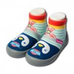 Feebees夢幻島SailorPingu企鵝水手寶寶機能襪鞋(12.5~16.5公分)